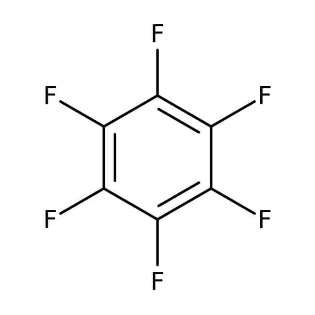 Hexafluorobenzene, 99%, ACROS Organics™