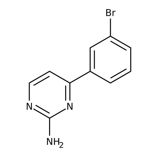Alfa Aesar™2-Amino-4-(3-bromphenyl)-pyrimidin, 95%: Chemicals Produkte