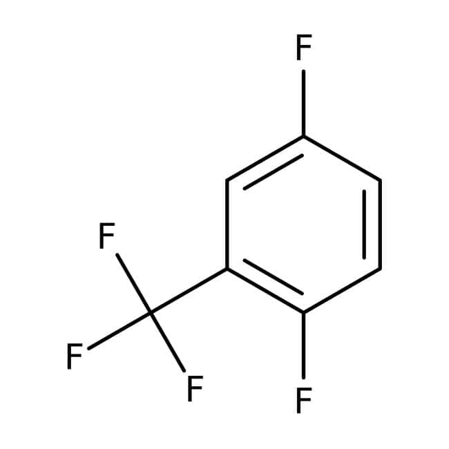 Alfa Aesar™2,5-Difluorobenzotrifluoride, 98% 1g Alfa Aesar™2,5-Difluorobenzotrifluoride, 98%