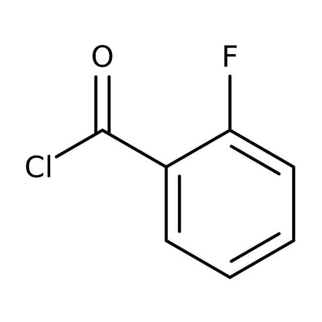 2-Fluorobenzoyl chloride, 97%, ACROS Organics™