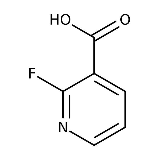 2-Fluoropyridine-3-carboxylic acid, 97%, ACROS Organics™