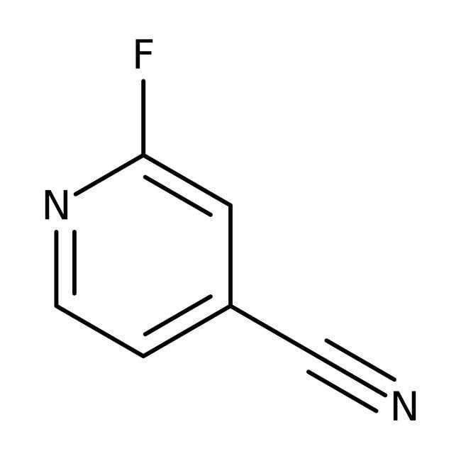 Alfa Aesar™4-Cyano-2-fluoropyridine, 97%