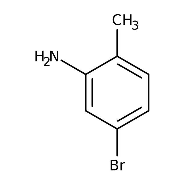 5-Bromo-2-methylaniline, 98%, ACROS Organics