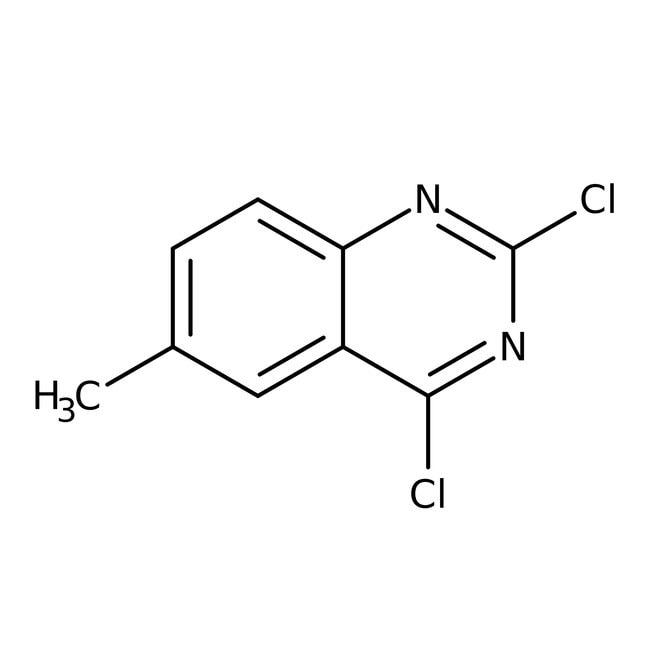 Alfa Aesar™2,4-Dichloro-6-methylquinazoline, 97% 1g Alfa Aesar™2,4-Dichloro-6-methylquinazoline, 97%