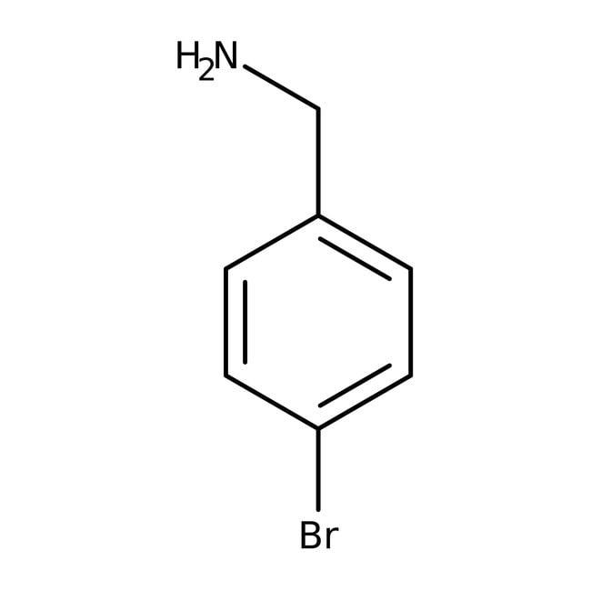 4-Bromobenzylamine, 97 %, Acros Organics