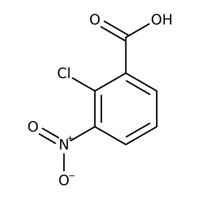 2-Chloro-3-nitrobenzoic acid, 98%, ACROS Organics™