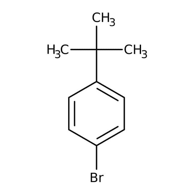 1-Bromo-4-tert-butylbenzene, 97%, ACROS Organics™: Benzene and substituted derivatives Benzenoids