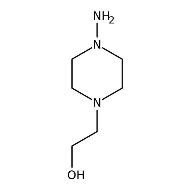 Alfa Aesar™1-Amino-4-(2-hydroxyethyl)piperazine, 96%
