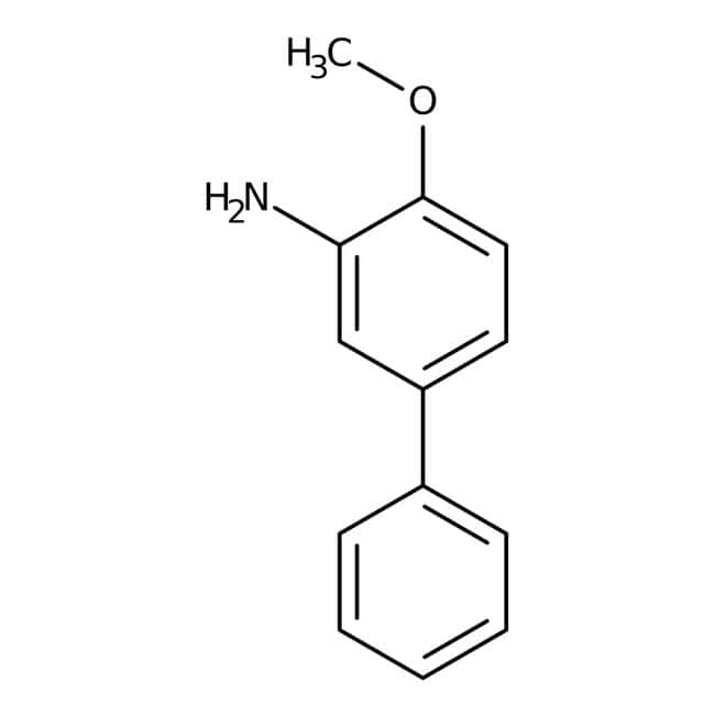 5-Phenyl-o-anisidine, 98+%, ACROS Organics