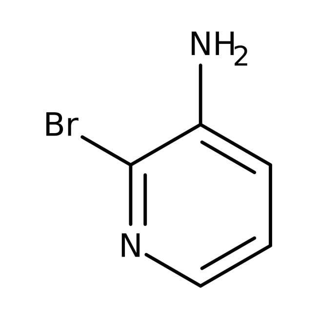 3-Amino-2-bromopyridine, 97%, ACROS Organics