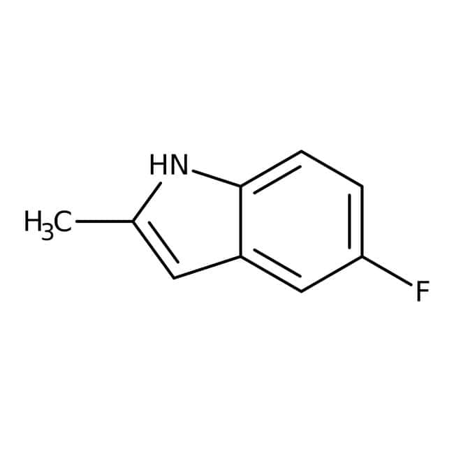 Alfa Aesar  5-Fluoro-2-methylindole, 95%