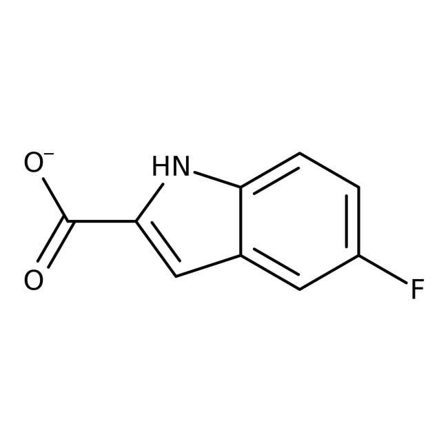 5-Fluoroindole-2-carboxylic acid, 98%, ACROS Organics