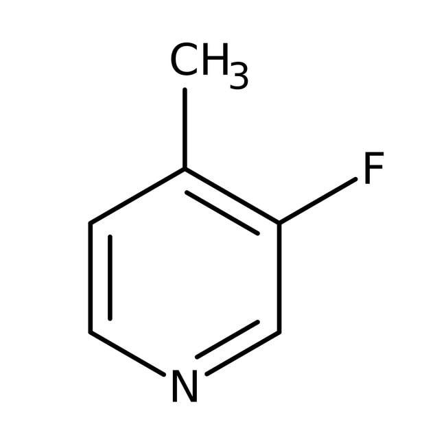 Alfa Aesar™3-Fluoro-4-methylpyridine, 95% 5g Alfa Aesar™3-Fluoro-4-methylpyridine, 95%