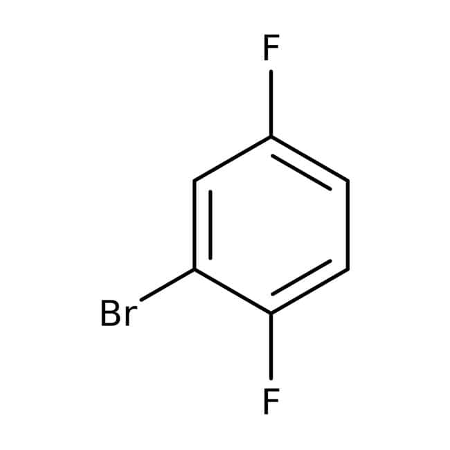 Alfa Aesar™2-Bromo-1,4-difluorobenzene, 98% 25g Alfa Aesar™2-Bromo-1,4-difluorobenzene, 98%