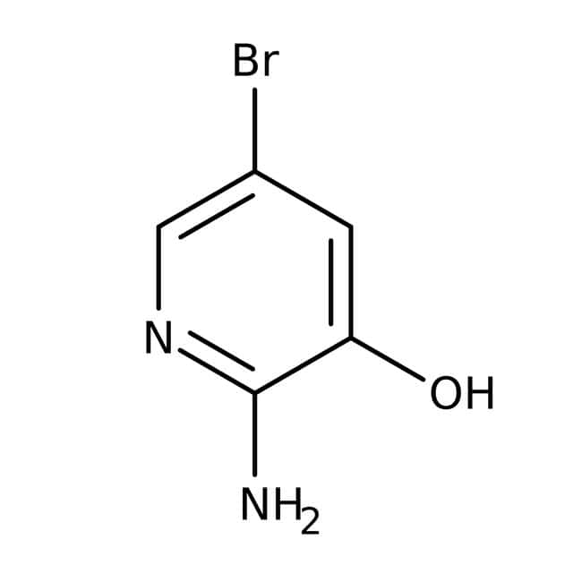 Alfa Aesar™2-Amino-5-brom-3-hydroxypyridin, 95% 250mg Alfa Aesar™2-Amino-5-brom-3-hydroxypyridin, 95%