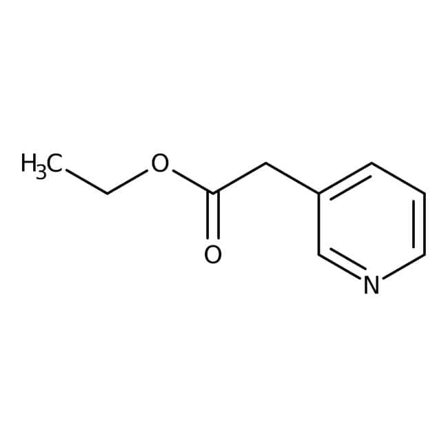 Ethyl 3-pyridylacetate, 99%, ACROS Organics™