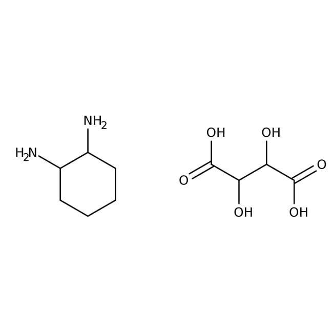 Alfa Aesar™(1R,2R)-(+)-1,2-Diaminocyclohexane L-tartrate, 99% 2g prodotti trovati
