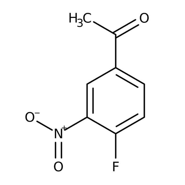 4'-Fluoro-3'-nitroacetophenone, 98%, ACROS Organics™