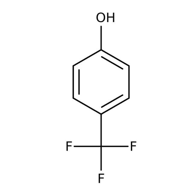 4-(Trifluoromethyl)phenol, 98%, Acros Organics™