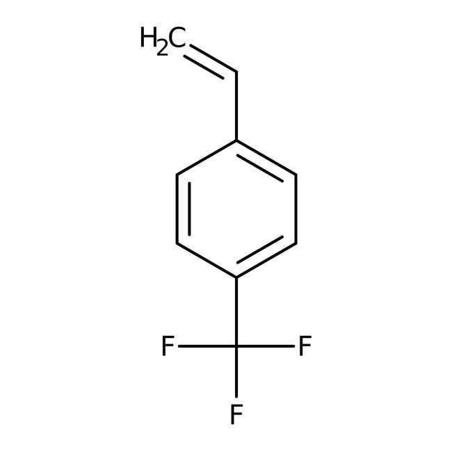Alfa Aesar™4-(Trifluoromethyl)styrene, 98%, stab.