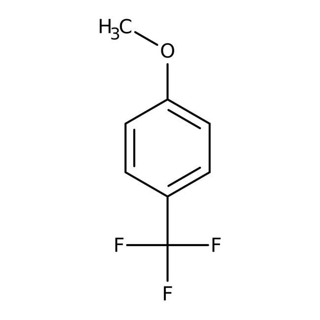 Alfa Aesar™4-(Trifluoromethyl)anisole, 98% 1g Alfa Aesar™4-(Trifluoromethyl)anisole, 98%