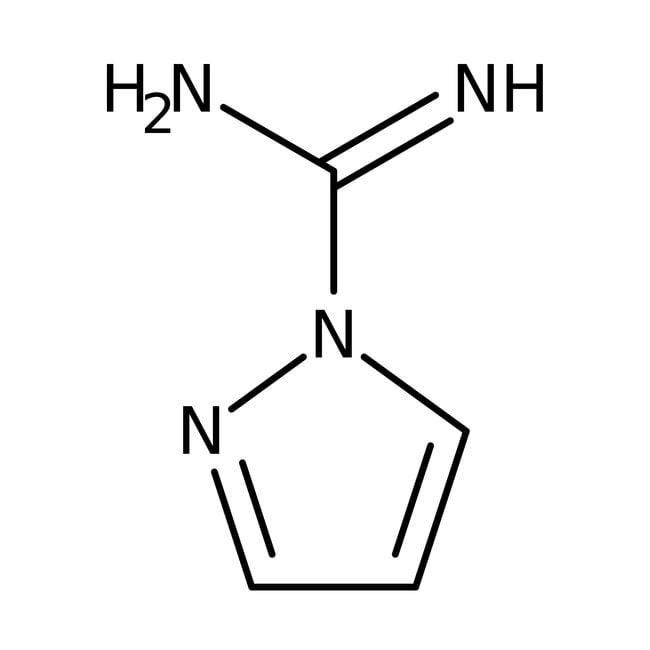 1H-Pyrazole-1-carboxamidine monohydrochloride, 99%, ACROS Organics™
