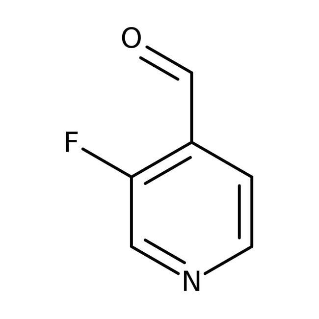 3-Fluoro-4-pyridinecarboxaldehyde, 97%, ACROS Organics