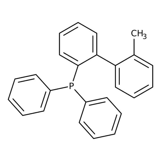 Alfa Aesar™2-Diphenylphosphino-2'-methylbiphenyl, 98% 250mg Alfa Aesar™2-Diphenylphosphino-2'-methylbiphenyl, 98%