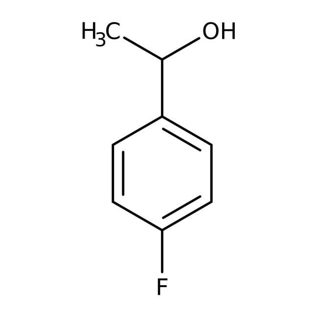 Alfa Aesar  1-(4-Fluorophenyl)ethanol, 98%
