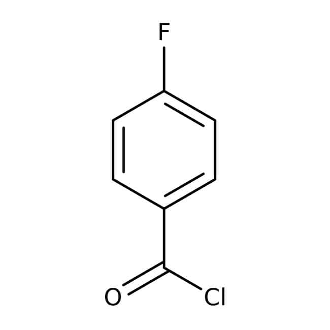 4-Fluorobenzoyl chloride, 98%, Acros Organics