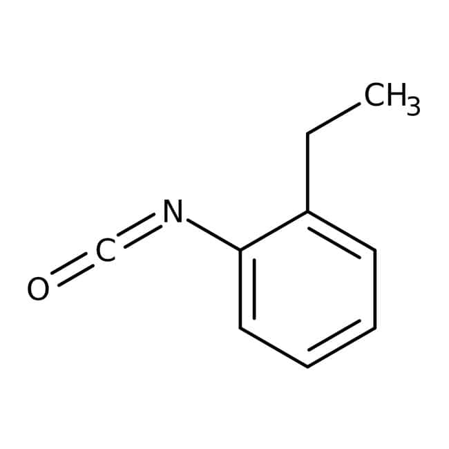 2-Ethylphenyl isocyanate, 97%, Maybridge