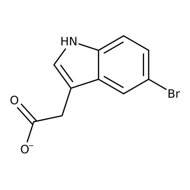 5-Bromoindole-3-acetic acid, 99%, ACROS Organics™