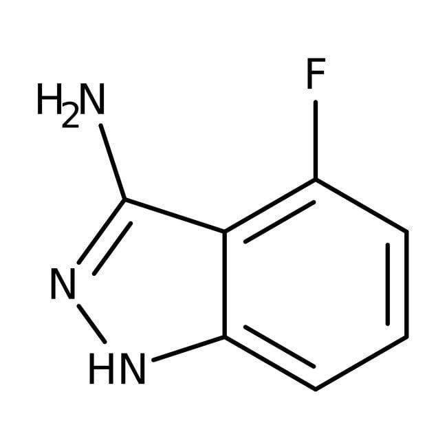 Alfa Aesar™3-Amino-4-fluoro-1H-indazole, 97% 1g Alfa Aesar™3-Amino-4-fluoro-1H-indazole, 97%