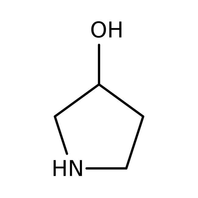 3-Pyrrolidinol, 97%, ACROS Organics™