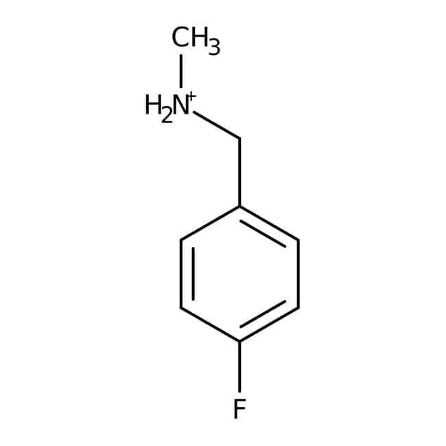 Alfa Aesar™4-Fluoro-N-methylbenzylamine, 97%