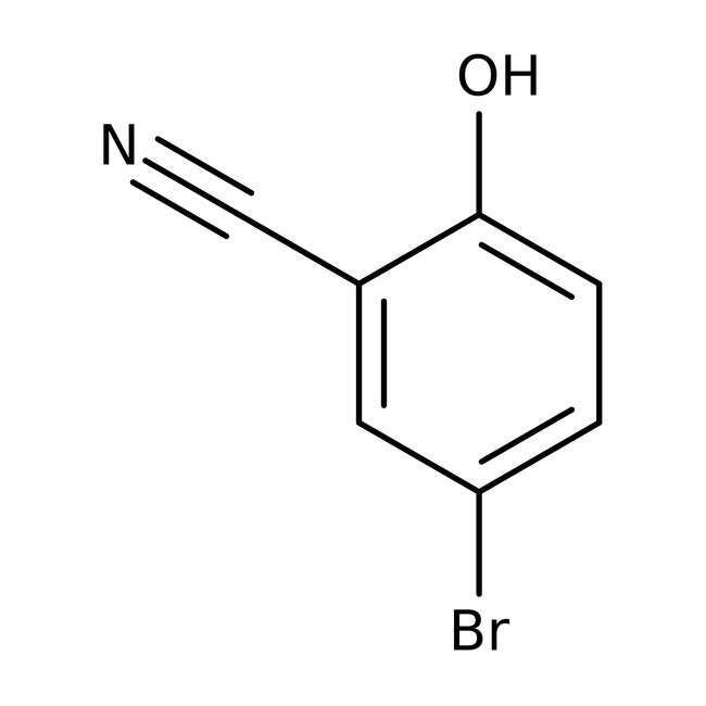 5-Bromo-2-hydroxybenzonitrile 98.0 %, TCI America