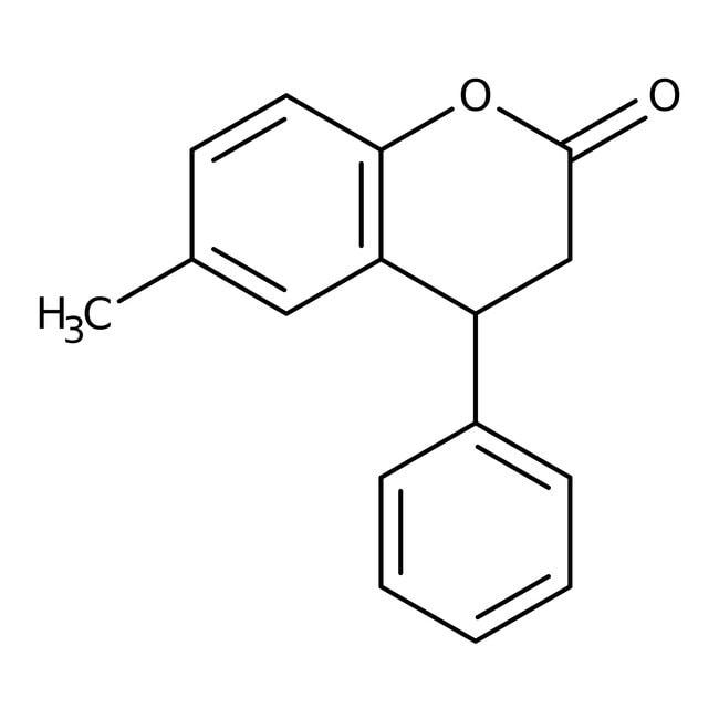 6-Methyl-4-phenyl-2-chromanone 98.0+%, TCI America™
