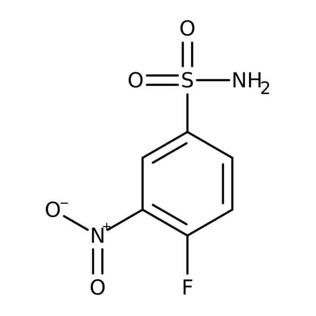 Alfa Aesar™4-Fluoro-3-nitrobenzenesulfonamide, 97%