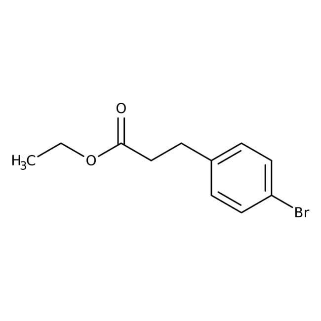 Alfa Aesar™Ethyl 3-(4-bromophenyl)propionate, 95%