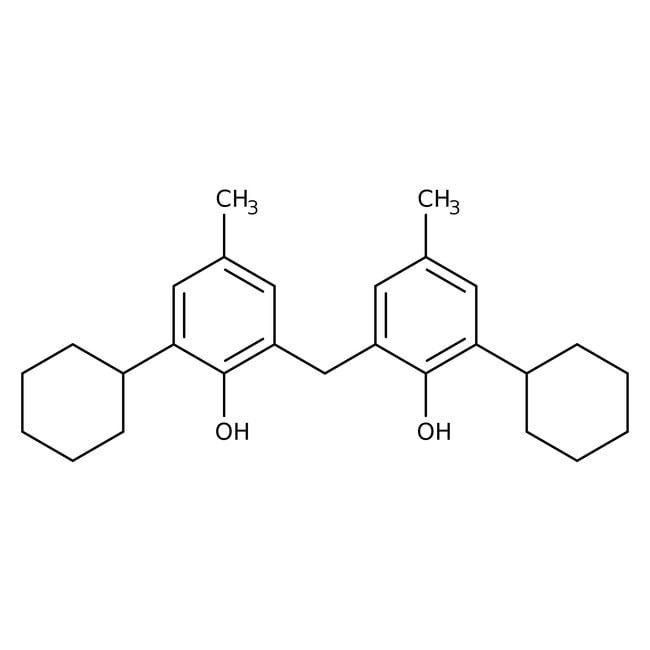 2,2′-Methylenebis(6-cyclohexyl-p-cresol) 97.0+%, TCI America™