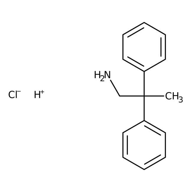 2,2-Diphenylpropylamine Hydrochloride 95%, ACROS Organics
