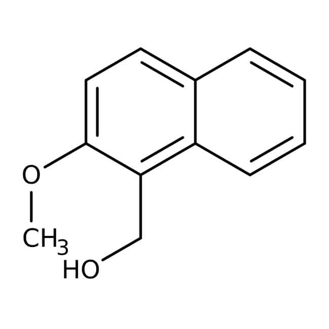 2-Methoxy-1-naphthalenemethanol 98.0+%, TCI America™