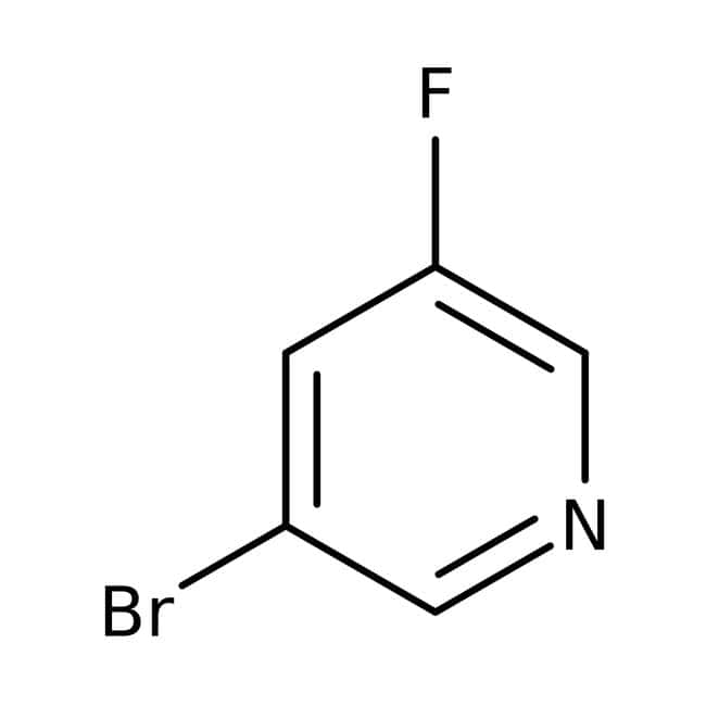 3-Bromo-5-fluoropyridine, 97%, ACROS Organics™