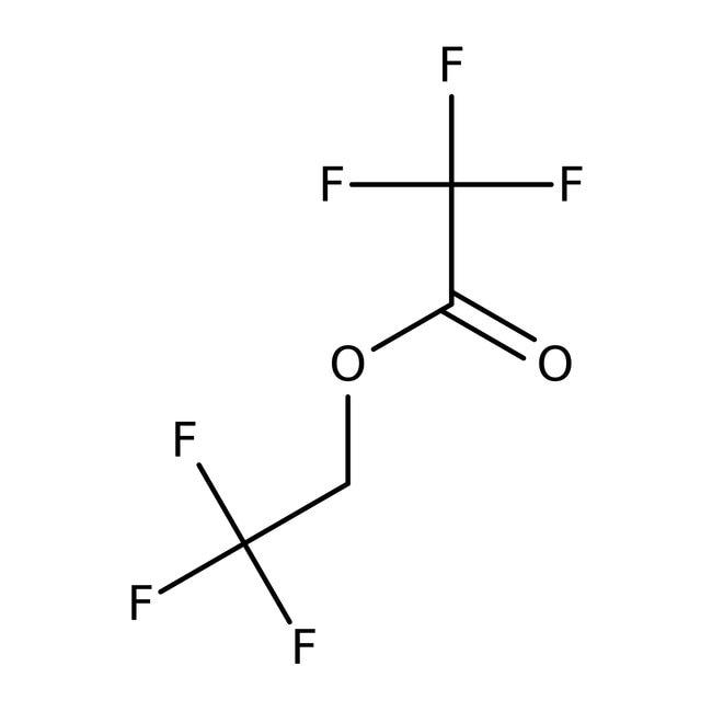 Trifluoroacetic Acid 2,2,2-trifluoroethyl Ester 98%, ACROS Organics