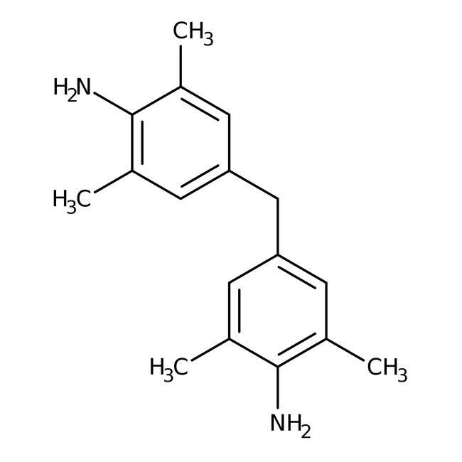 Alfa Aesar™4,4'-Methylenbis(2,6-Dimethylanilin), 98% 1g Alfa Aesar™4,4'-Methylenbis(2,6-Dimethylanilin), 98%