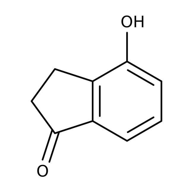 Alfa Aesar™4-Hydroxy-1-indanone, 97%