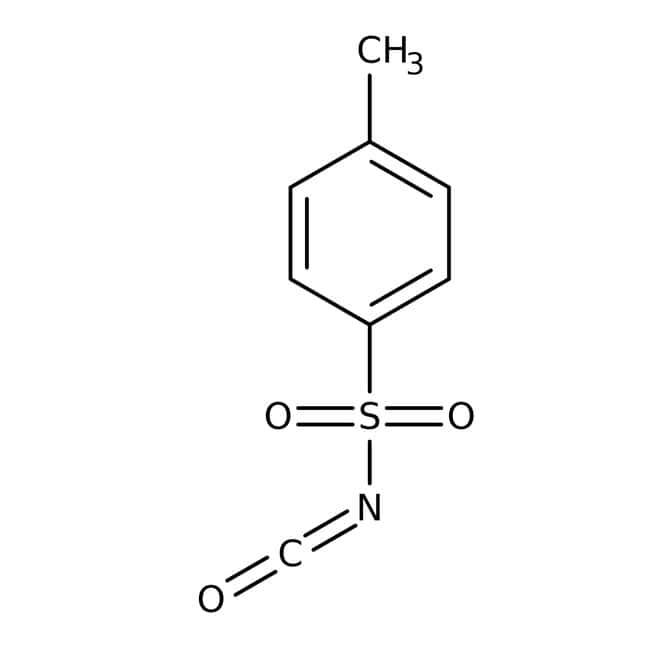 p-Toluenesulfonyl isocyanate, 96%, ACROS Organics™ 500mL; Glass bottle p-Toluenesulfonyl isocyanate, 96%, ACROS Organics™
