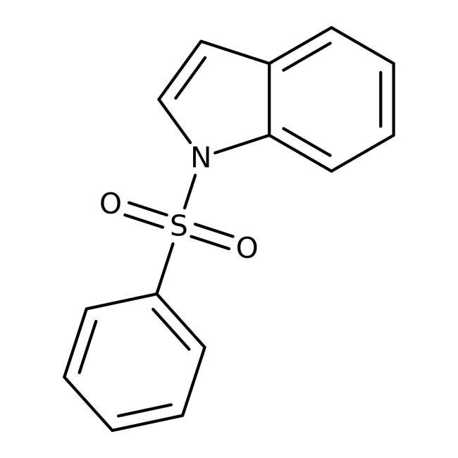1-(Phenylsulfonyl)indole, 99%, ACROS Organics