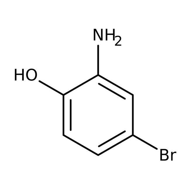 2-Amino-4-bromophenol, 98%, ACROS Organics™  2-Amino-4-bromophenol, 98%, ACROS Organics™