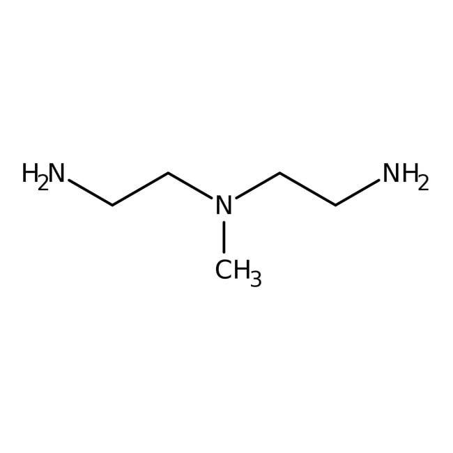 2,2 -Diamino-N-methyldiethylamine 98.0 %, TCI America